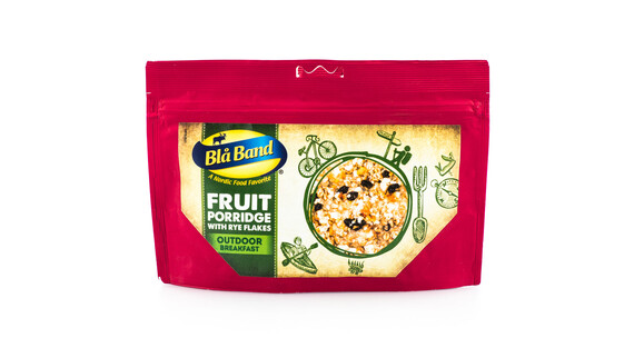 Bla Band Fruit Porridge with Rye Flakes